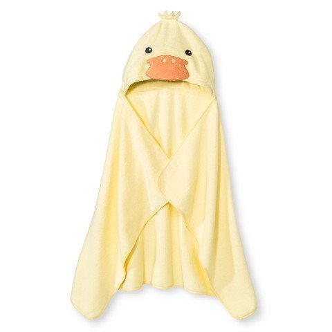 【Newborn Bath Towel - Yellow CircoTM by Circo】     b018vds2kc