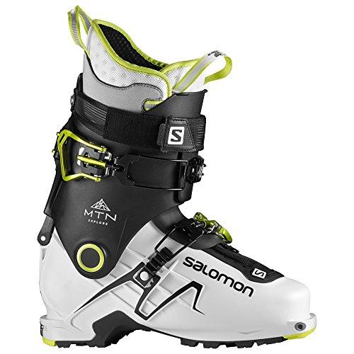 【送料無料】【SALOMON(サロモン) スキーブーツ MTN EXPLORE (エクスプロア) L37816300 White (ホワイト) /BLACK (ブラック) 26.5】     b0142x9gwi
