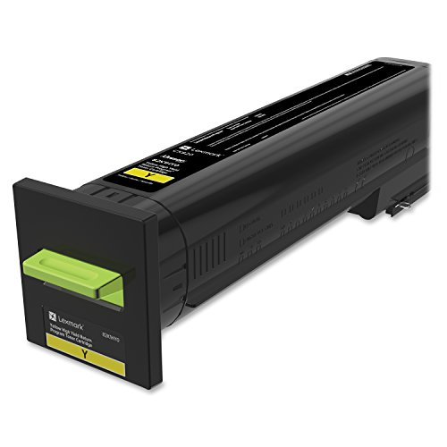 【送料無料】【Lexmark - High Yield - yellow - original - toner cartridge LCCP  LRP - for Lexmark CX860de  CX860dte  CX860dtfe】     b01blfradm