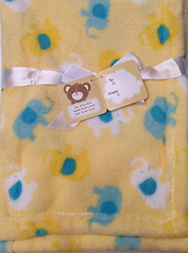 【Snugly Baby (Yellow with colored elephants) by Unknown】     b01g4ga5vw