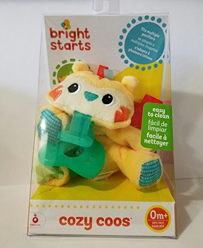 【BRIGHT STARTS COZY COOS TIGUERE by Kids II】     b01d9lz0mo