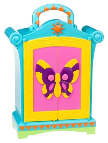【Dora Dress-Up Armoire [並行輸入品]】     b0007wx08a