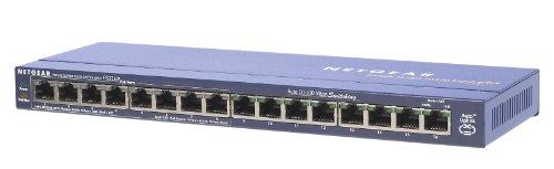 【switch FS116p/16xF+ENet RJ45+8xPOE】     b000bla1qg