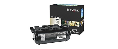 【Lexmark - High Yield - black - original - toner cartridge LRP - for Lexmark Clinical Assistant  Education Station  Legal Partner  X642  644  646】     b000e8z12a