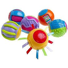 【Fisher-Price Roll-a-Rounds: Touch 'N Tickle Rounds by Fisher-Price】     b000r34ujm