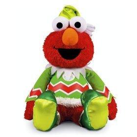 【Fisher Price Holiday Giggle Elmo by Fisher-Price】     b000uogcx0