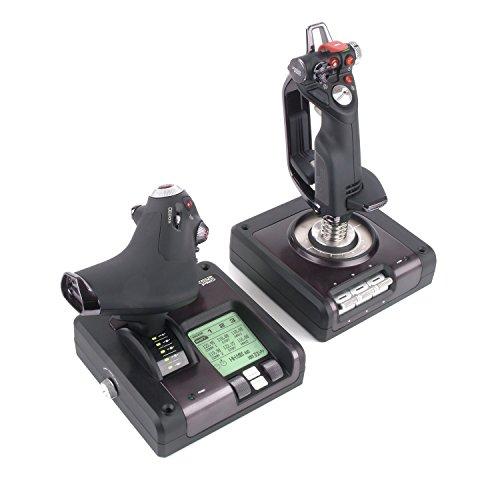 【Saitek X52 Pro Flight Control System (MC-X52PRO)】     b000lq4hts