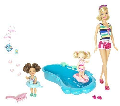 【バービーBarbie I Can Be . . . Swim Instructor  輸入品  M1463】     b000w9vhec