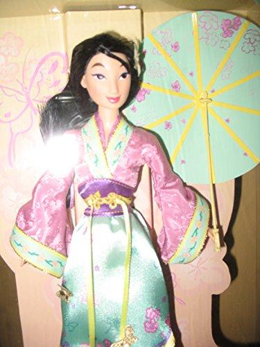 【Spring Blossom Mulan Disney Collector Dolls】     b000u540tw