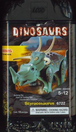 【Lego Dinosaurs Styracosaurus】     b000vw8z36