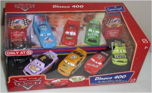 【Mattel Disney Pixar Cars Dinoco 400 8-pc Cars Collector Set】     b000s63ate
