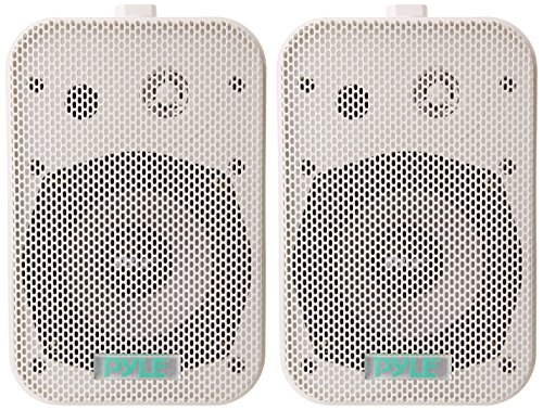 【Pyle パイル Home PDWR40W 5.25-Inch Indoor/Outdoor 防水 スピーカー (White) 【並行輸入品】】     b000njfpsk