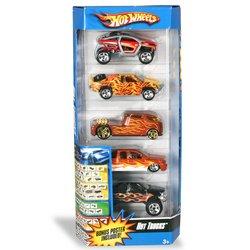 【5-Car Gift Pack:Hot Wheels: Hot Trucks】     b000yfjraa