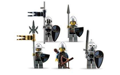 【Lego Castle Knights Battle Pack】     b00186q0o0