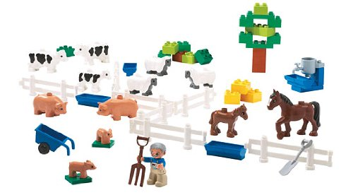 【LEGO Farm Animals Set (9228)】     b001cronwq