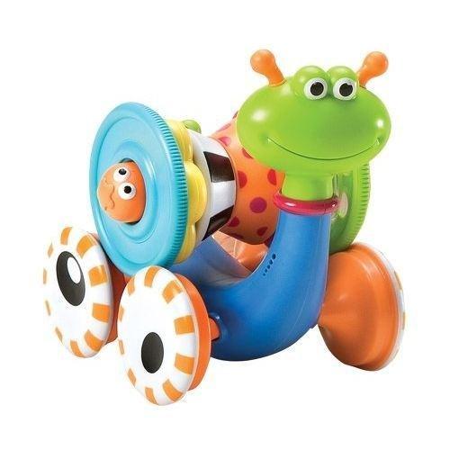 【ユーキッド はいはいを促進 とことこかたつむり ミュージックおもちゃ 知育玩具】     b0014iebio