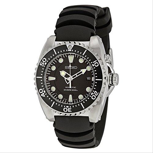【送料無料】【SEIKO(セイコー) 腕時計 キネティック ダイバー SKA413 メンズ [並行輸入品]】     b001elked2