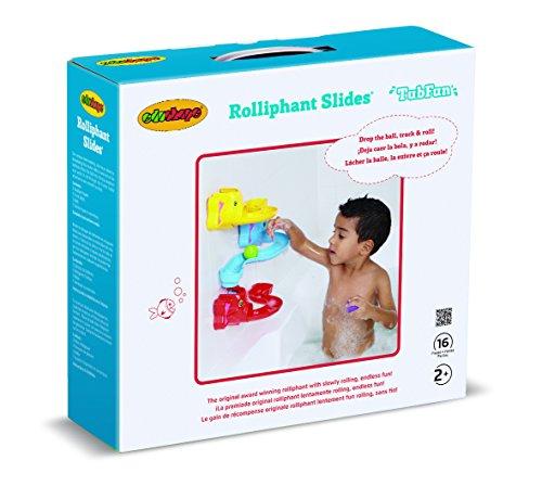 【Edushape Rolliphant Slides Bath Toy by Edushape】     b001f6ncbm