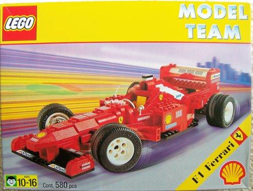【LEGO Model Team 2556 Shell F1 Ferrari Race Car】     b001ckqniu