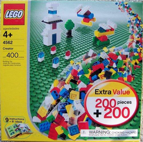 【LEGO Creator 4562 Box of Bricks】     b001ag72nq