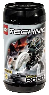 【Lego Technic RoboRiders 8512 Onyx (Black)】