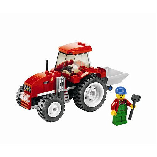 【LEGO City Set #7634 Tractor Farm City】     b001qmhhbq