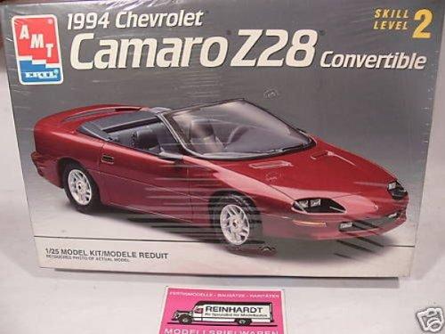 【amt 1/25 1994シボレー カマロ Z28 コンバーチブル Chevrolet Camaro Z28 Convertible】