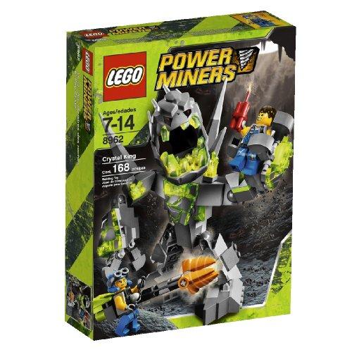 【LEGO Power Miners Crystal King (8962)】     b001us06n2