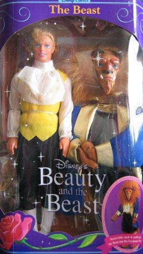 【Disney Beauty and The Beast BEAST Doll - Disney Classics (1991)】