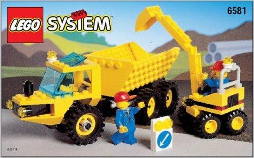 【Lego Dig n' Dump 6581】     b001rf2vi6