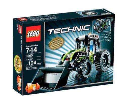 【LEGO Technic Mini Tractor】