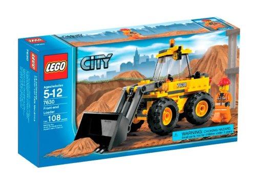【LEGO City Front-end Loader】     b001gn6xfq