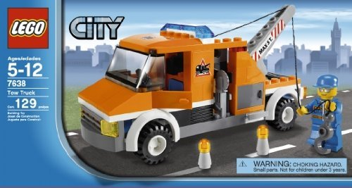 【LEGO City Tow Truck (7638)】