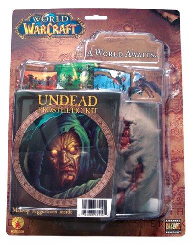 【World of Warcraft - Forsaken Prosthetic Kit World of Warcraftの-見捨てられた補綴用キット♪ハロウィン♪サイズ:One-Size】