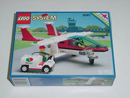 【Lego Gas n' Go Flyer 6341】
