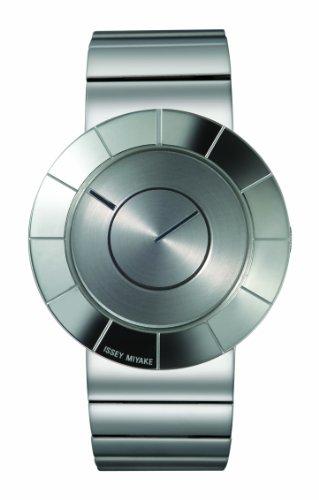 【送料無料】【[イッセイミヤケ]ISSEY MIYAKE 腕時計 メンズ TO ティーオー 吉岡徳仁デザイン SILAN006】     b003ahgf7w