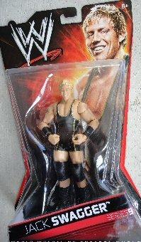 【WWE Jack Swagger Figure Series #9】     b004fpzt66