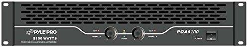 【Pyle ラックマウント型システムプロ用パワーアンプ 5100W ■並行輸入品■】     b004hj201c