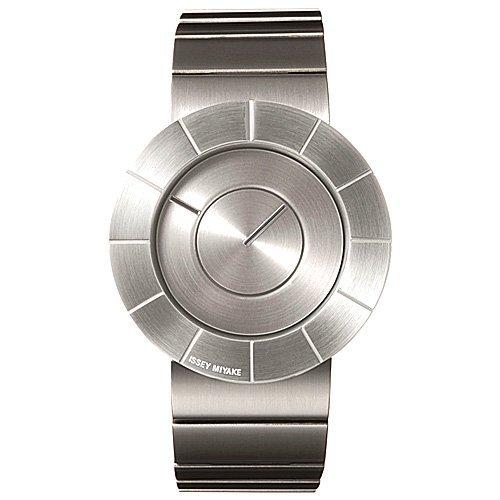 【[イッセイミヤケ]ISSEY MIYAKE 腕時計 メンズ TO ティーオー 吉岡徳仁デザイン SILAN001】     b0054mv4nq