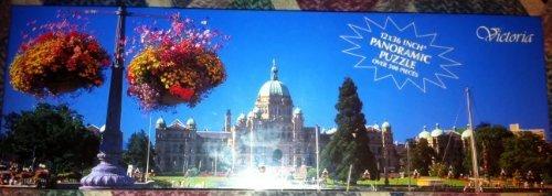 【パノラマパズル、イメージはのビクトリアLegislative Buildings】     b00558sek0