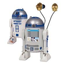 【STAR WARS スターウォーズ R2-D2 MP4 プレーヤー 【並行輸入品】】     b00669eh1c