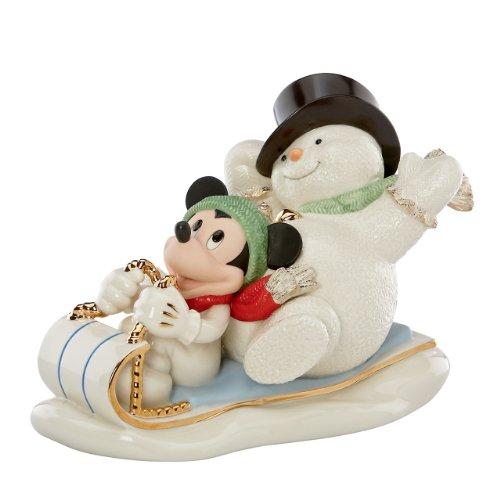 【ディズニーフィギュア レノックス ミッキー Snowy Day with Mickey Lenox Disney 821618】     b005jv0ezq