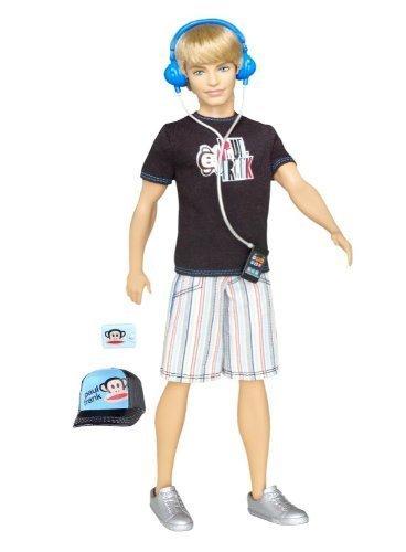 【バービー ラブ ポール・フランク ケン Barbie Loves Paul Frank Ken W9580 [並行輸入品]】     b006vnch7o