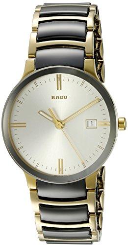 【Rado Men 's r30931103?Cerix Two ToneステンレススチールWatch】     b006xeu9e4