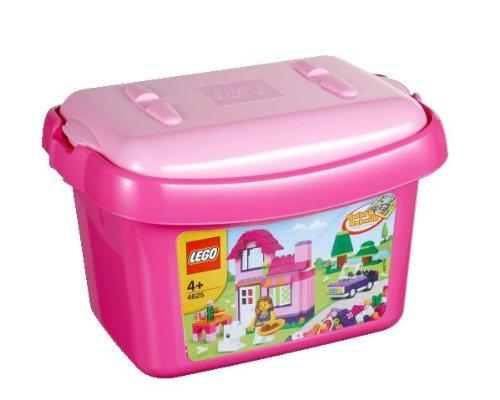 【レゴ (LEGO) 基本セット ピンクのコンテナ 4625】     b005kiriie