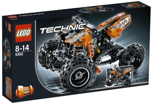 【レゴ (LEGO) テクニック クアッド・バイク 9392】     b005kiq2ou