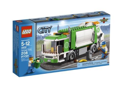 【LEGO City Town Garbage Truck 4432】     b005vprdv8