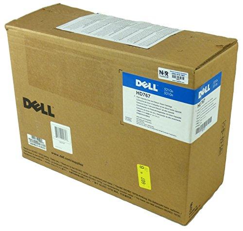 【Genuine Dell 5210N/5310N Toner High(HD767)HY Toner 20k yield Per Unit by Dell】     b005fqfdgk