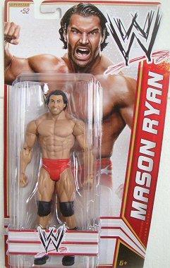 【送料無料】【WWE Mason Ryan Figure Series 21】     b006ucpz3o