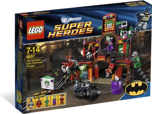 【レゴ スーパーヒーローズ 6857 限定版 DC Universe Super Heroes #6857 [並行輸入品]】     b006rtfp9e